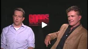 Ed Helms & Alan Thicke Funny THE GOODS Interview