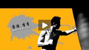 A Warrior's Dream - Donnie Yen VS Bruce Lee (Animation) - Plea...