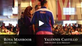Talking Judo, MMA and Women's Empowerment at the 2015 NY Open Judo