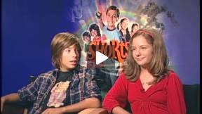 Jimmy Bennet & Jolie Vanier Interview SHORTS