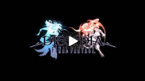 Dissidia: Final Fantasy Trailer