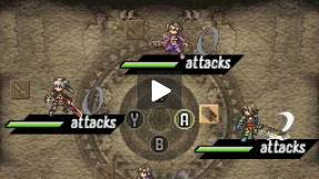 Valkyrie Profile: Covenant of the Plume - Battle 2