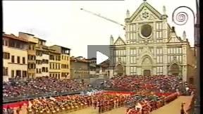 1998 Calcio Storico Fiorentino, Reds Vs Whites