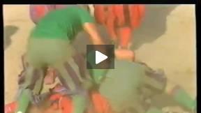 1989 Calcio storico fiorentino - Reds vs Greens