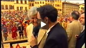 1998 Calcio storico fiorentino - Reds vs Greens