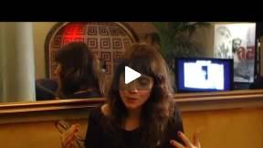 DEPUIS TEL AVIV - Naruna Kaplan de Macedo (interview)