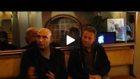 GENOVATRIPOLI - Marco Santarelli & Paolo Varriale (interview)
