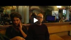IN AMABILE AZZURRO - Felice D'Agostino & Arturo Lavorato (interview)