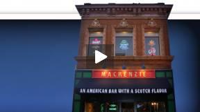 Mackenzie: The Bar Next Door.