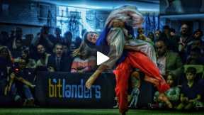 2015 NY Open Judo: Women's Cuban Team vs USA