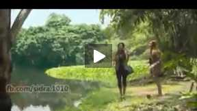 Biggest Crocodile Eats A Girl Alive 2015