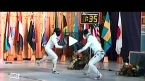 Women's Epee 2003 World Cup Luxembourg