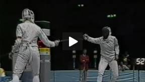 1988 Olympics Women Foil Team