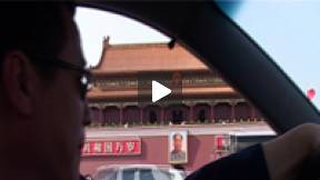 Taxi-A Moving Life with Chinese