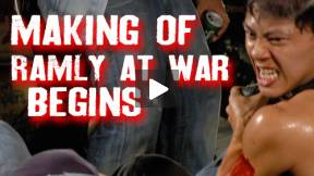 Ramly at War Begins - Making Of (Deutsch)