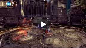 Warrior Basic Skill-Jump Slash