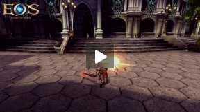 Warrior Rage Skill - Destruct armor