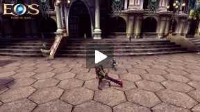 Warrior RageSkill - Spin Blade
