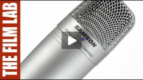 The Film Lab - Recording Sound:Part 2- Microphones