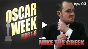 Handicappin' the Oscars #3 - Mike The Greek