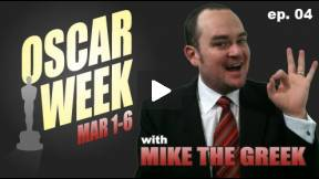 Handicappin' the Oscars #4 - Mike The Greek