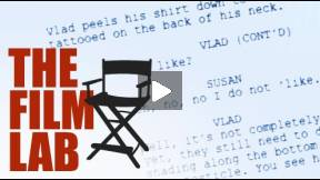 The Film Lab: Screenwriting Software