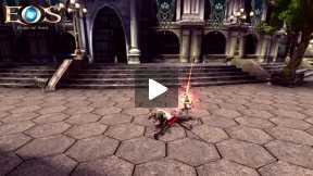 Warrior Rage Skil - Impact Blade