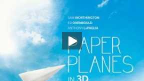 Paper Planes: Official Movie Trailer,,,!
