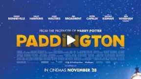 Paddington The Bear Trailer (2015)