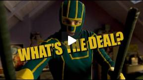 Kick-Ass: What's the Frickin' Deal?