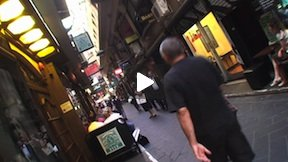Melbourne Laneway Breakfast