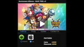 [GET] Summoners Alliance Hack  Unlimited Coins & Diamonds