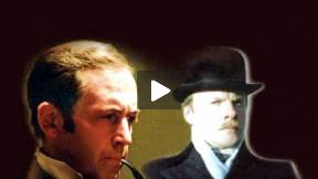 Sherlock Holmes and Dr. Watson: The Hound of the Baskervilles (Part 1)