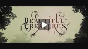 Imaginary Forces - Beautiful Creatures End Title Sequence