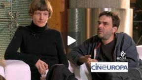 Melissa de Raaf and Razvan Radulescu, directors