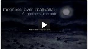 Moonrise Over Manzanar