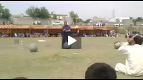 Traditional Sport of Hazara Division KPK