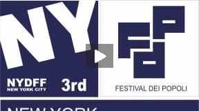 3rd NYDFF - New York Documentary Film Festival - Festival dei Popoli