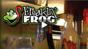 Desert Drinking: The Freakin' Frog & Whisky Attic.