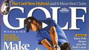Golf Magazine - Improve Putting Video