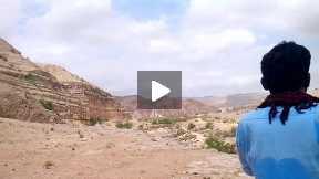 A Visit (The Rainy Kot) Sindh Pakistan