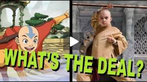 The Last Airbender: What's the Deal?