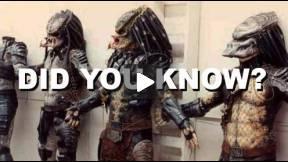 DID YOU KNOW? - Predators Edition