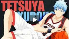 kuroko no basket tetsuya kuroko