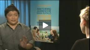 Mia Wasikowska Interview for