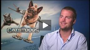 Chris O'Donnell Interview for