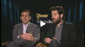 My Funny Interview with Steve Carell and Paul Rudd for