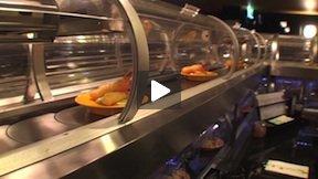 Crown Sushi Train