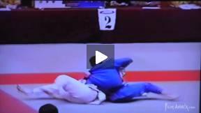 Justin Flores Judo