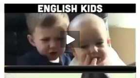 Difference between Pakistani kids and english kids
